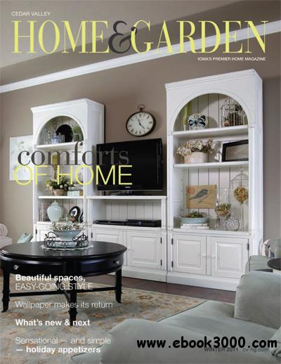 Cedar Valley Home and Garden - Winter 2011 free download