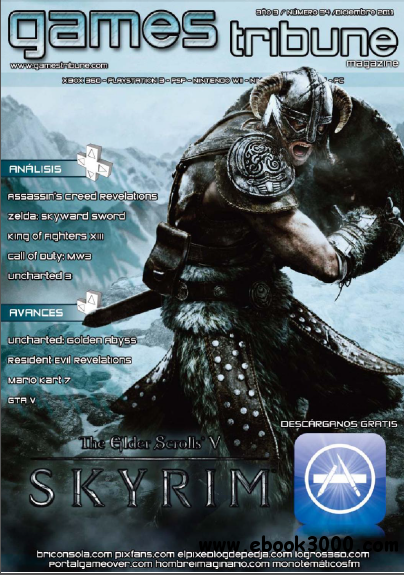 Games Tribune N 34 - December 2011 free download
