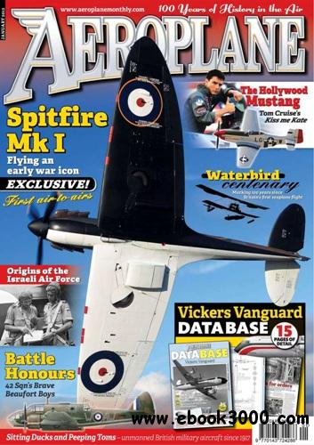 Aeroplane Monthly 01 2012 free download