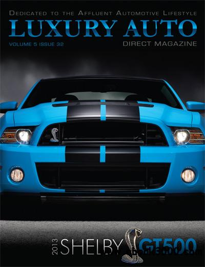 Luxury Auto Direct Vol.5 Issue 32 2011 free download