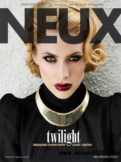 NEUX Magazine - Winter 2011/12 free download