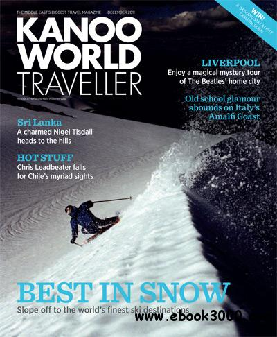 Kanoo World Traveller - December 2011 free download