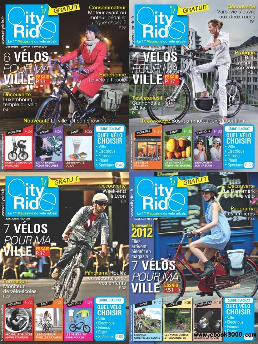 City Ride - 2011 Full Year Collection free download