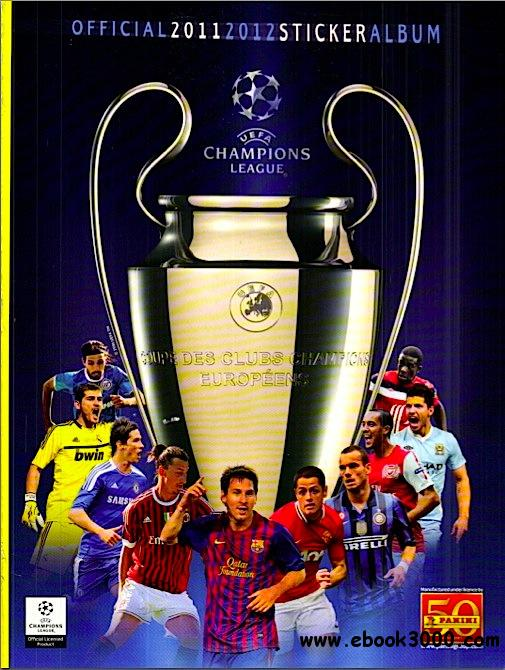 Champions League 2011-2012 Album Panini free download