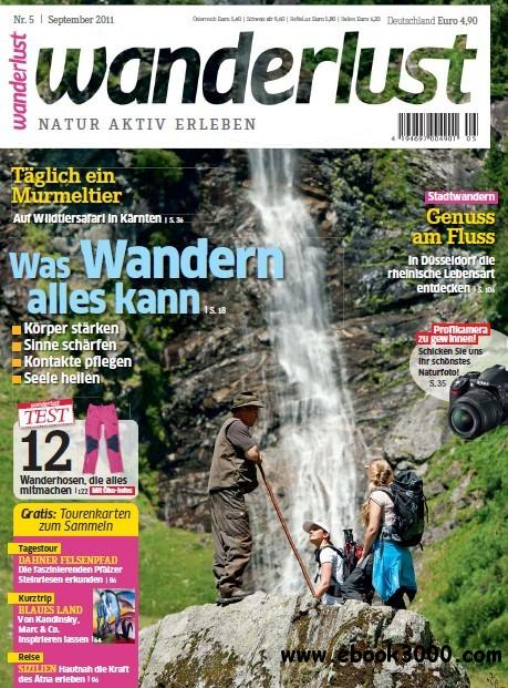 Wanderlust Magazin September No 05 2011 free download