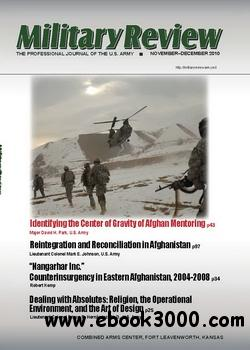Military Review November December 2010 free download