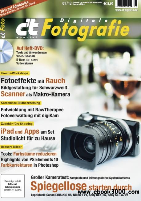ct Magazin Spezial Digitale Fotografie No 01 2012 free download