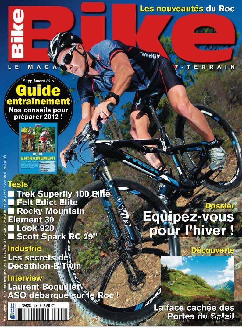 BIKE December 2011 (Decembre 2011) free download