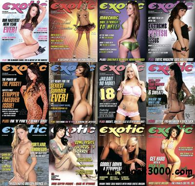 Exotic 2011 Full Year Collection free download