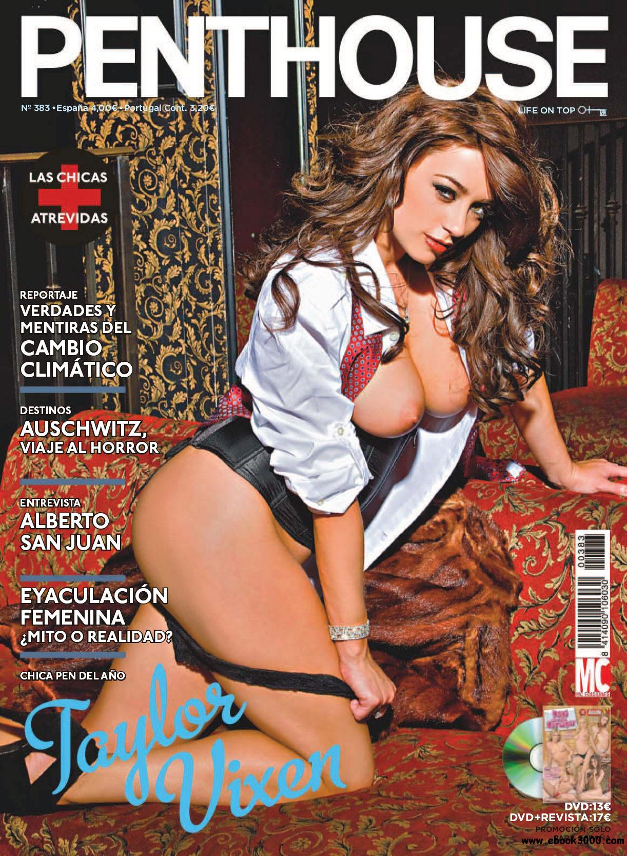 Penthouse Spain - February 2010 free download