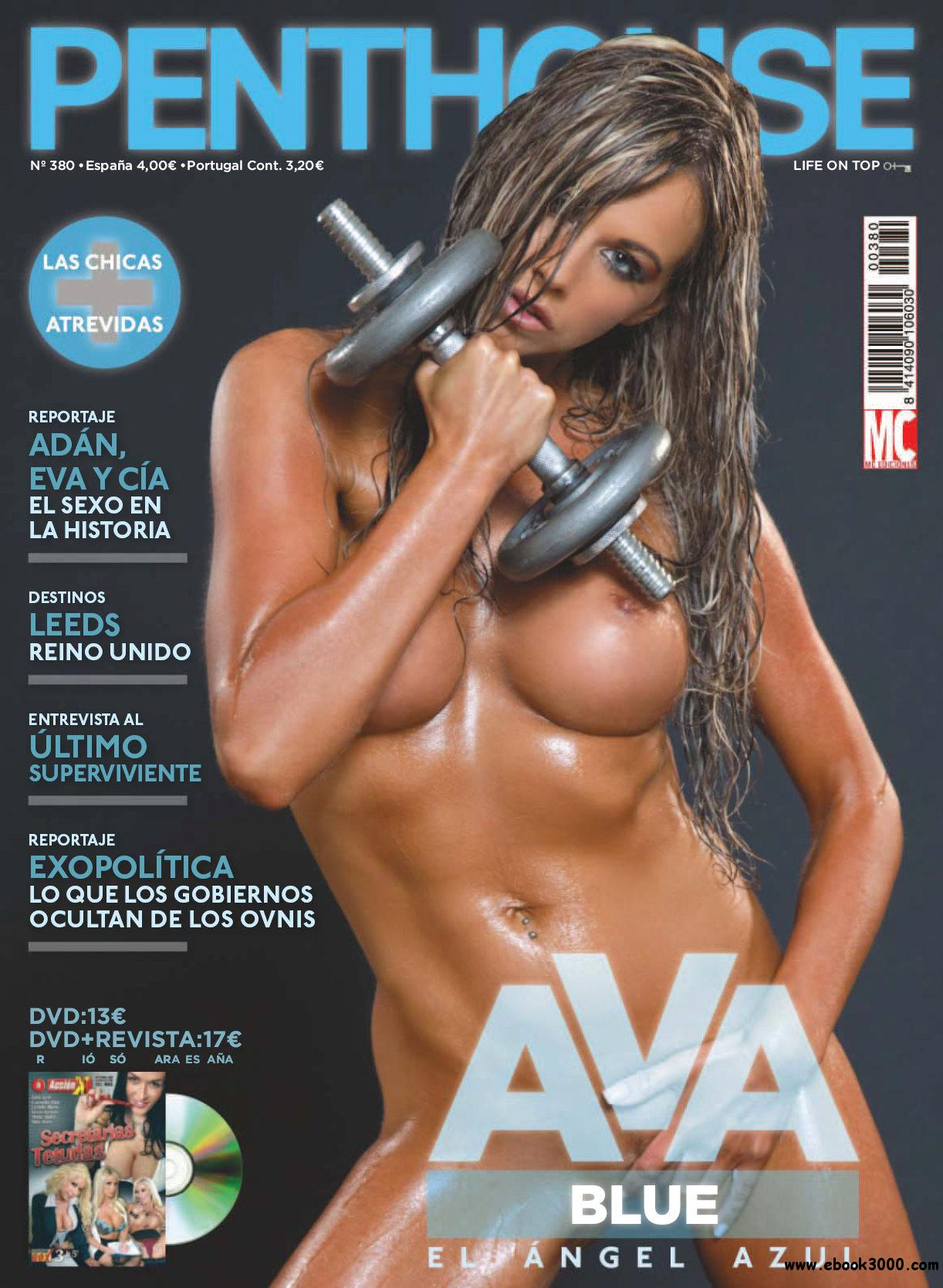 Penthouse Spain - November 2009 free download