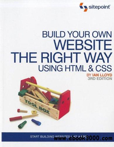 Build Your Own Website The Right Way Using HTML & CSS free download