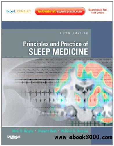 Principles and Practice of Sleep Medicine, 5th Edition free download