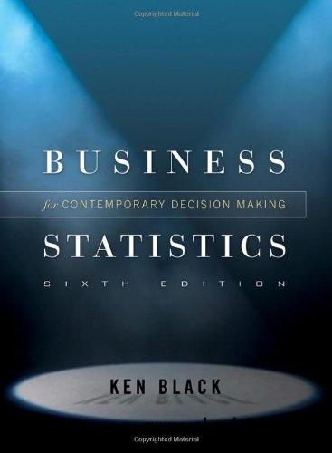 Business Statistics: Contemporary Decision Making free download