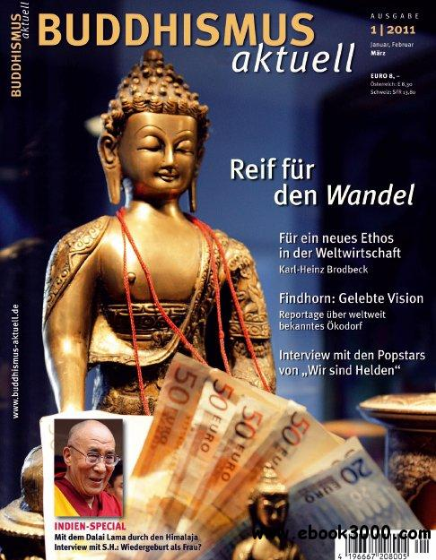 Buddhismus Aktuell Januar - Marz No 01 2011 free download