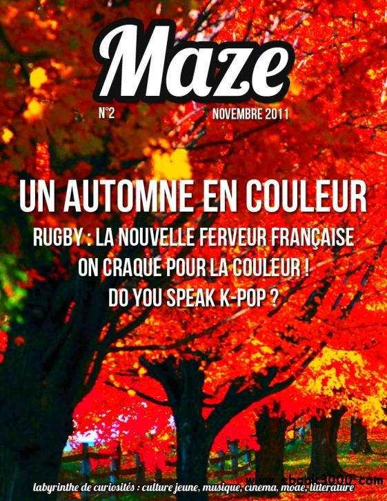 Maze - Novembre 2011 free download