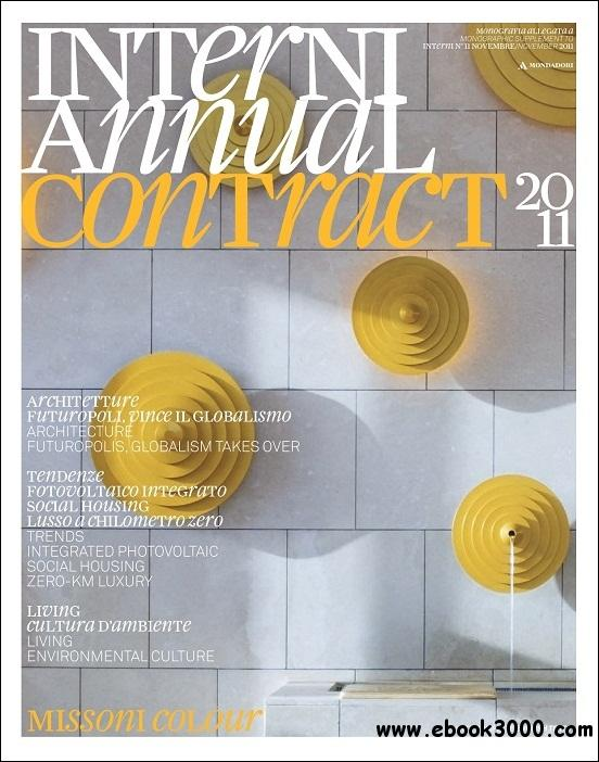 Interni Annual Contract - Novembre 2011 free download