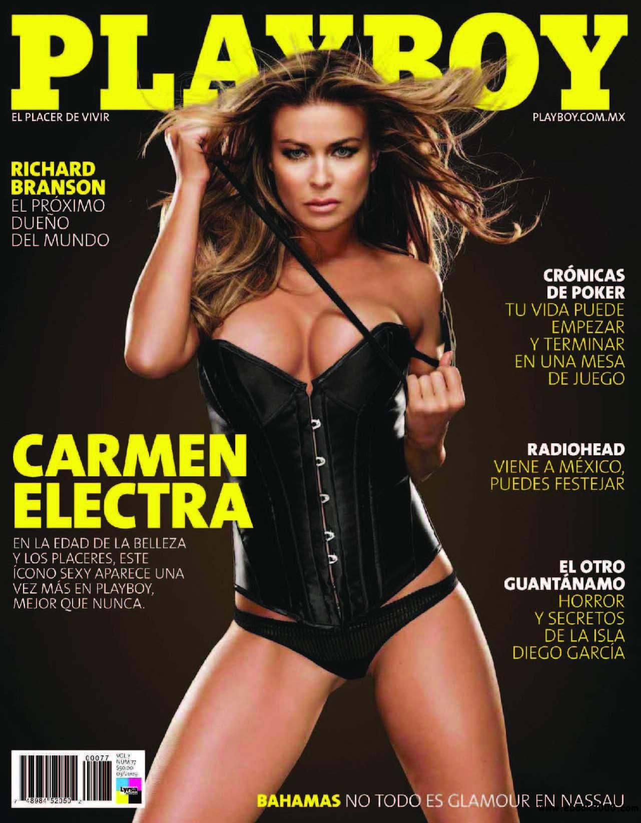 Playboy Mexico - March 2009 free download