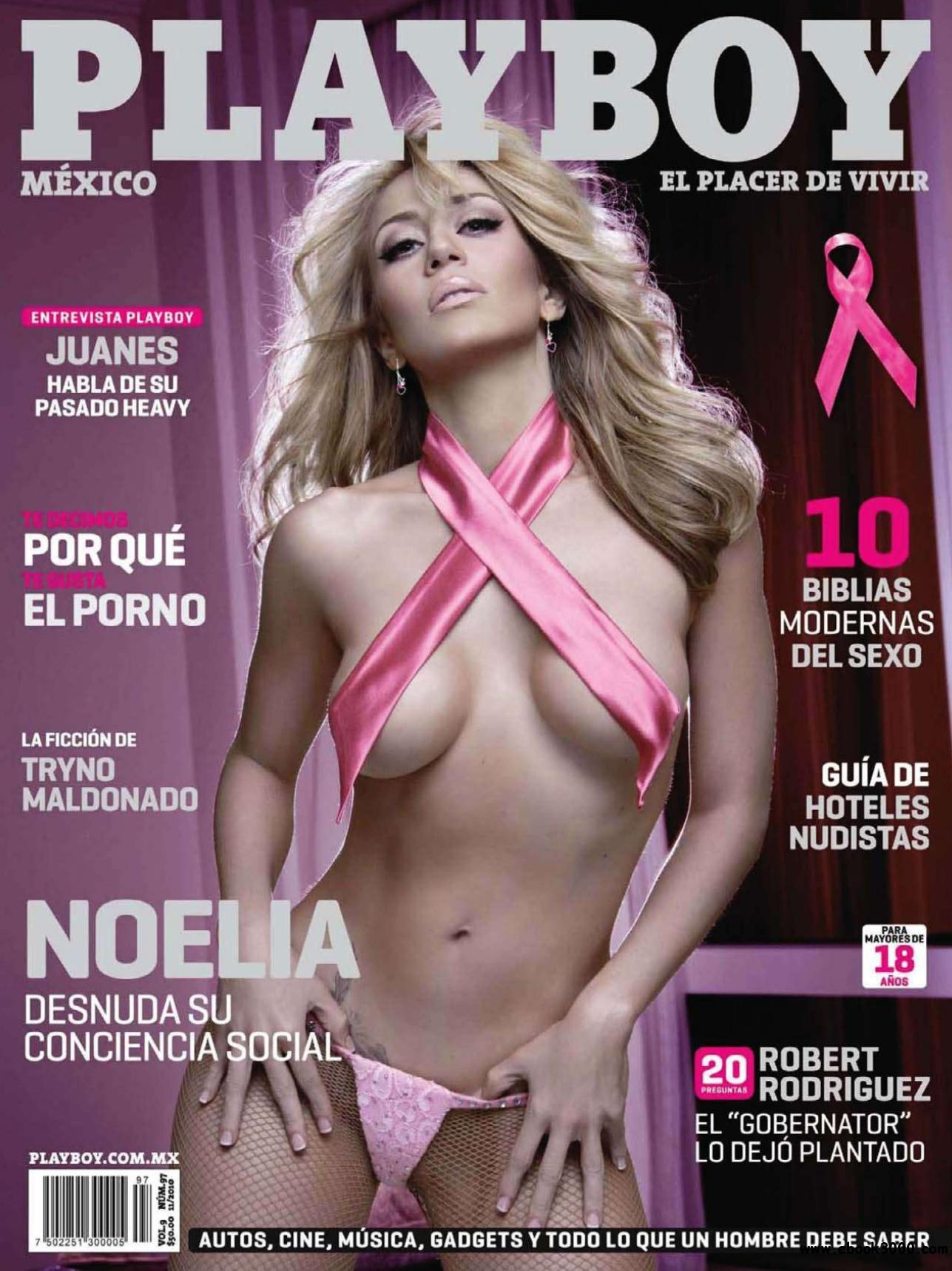 Playboy Mexico - November 2010 (Repost) free download