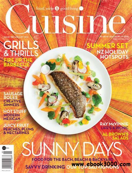 Cuisine - No.150 (December 2011) free download