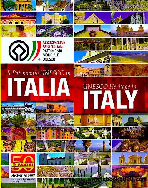 Album Panini - Patrimonio UNESCO in Italia (Allegato a Dove di Dicembre 2011) free download