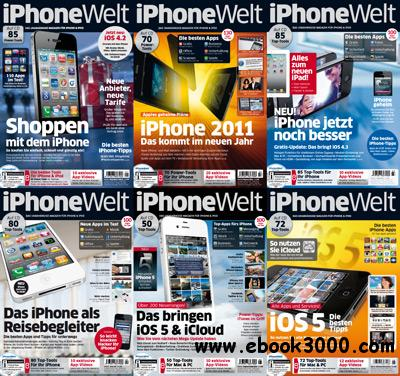 iPhone Welt 2011 Full Year Collection free download
