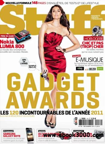 Stuff France - Decembre 2011 free download