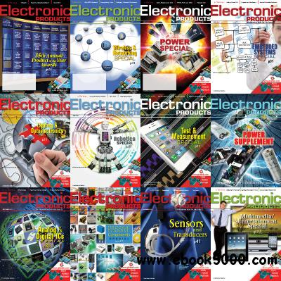 Electronic Products 2011 Full Year Collection free download