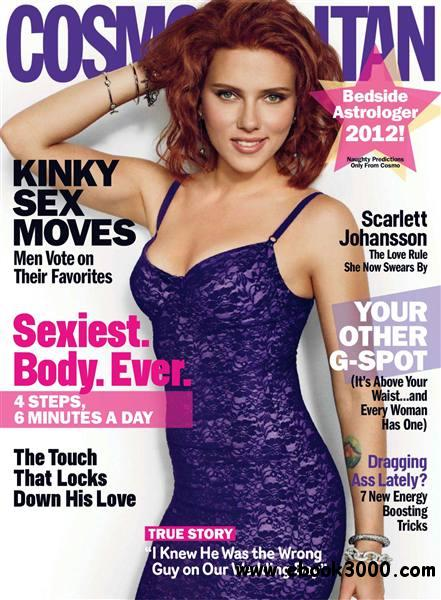 Cosmopolitan - January 2012 / USA free download