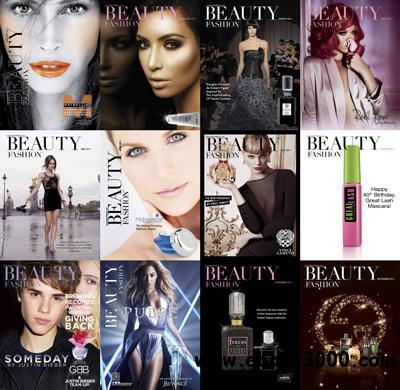 Beauty Fashion 2011 Full Year Collection free download