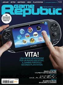 Game Republic Dicembre 2011 (Italy) free download