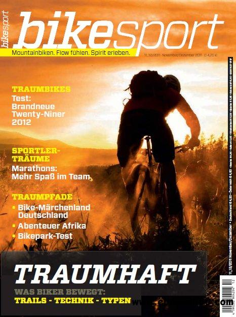 Bikesport Magazin November - Dezember No 11-12 2011 free download