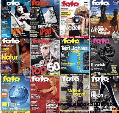 fotoMAGAZIN 2011 Full Year Collection free download