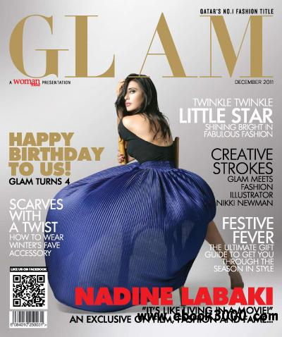 Glam Magazine - December 2011 free download