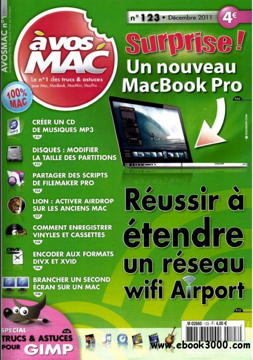 A Vos Mac N 123 Decembre 2011 free download
