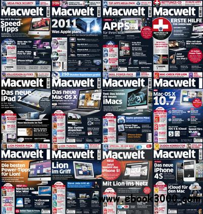 MacWelt 2011 Full Year Collection free download