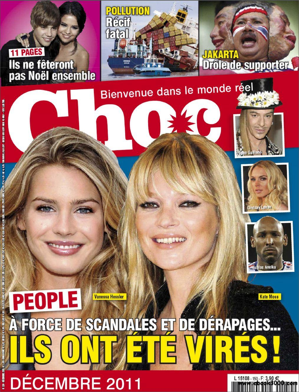 Choc N 150 Decembre 2011 free download