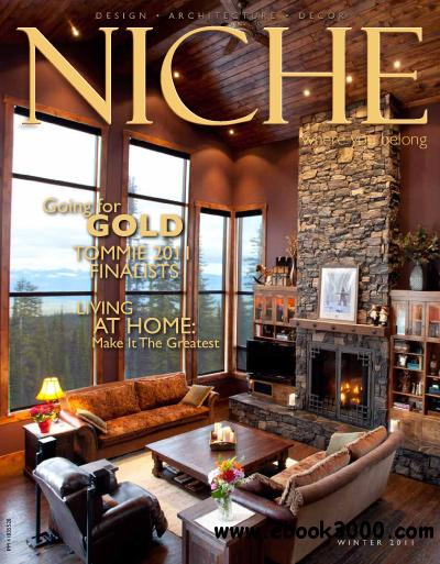 Niche Magazine - Winter 2011 free download
