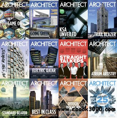 Middle East Architect 2011 Full Year Collection free download