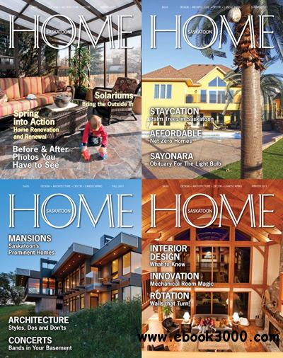 Saskatoon Home 2011 Full Year Collection free download