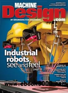 Machine Design - December 8, 2011 free download
