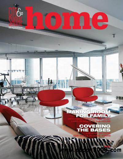 City and Shore Home - December 2011 free download