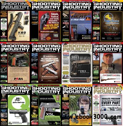 Shooting Industry 2011 Full Year Collection free download
