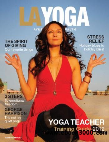 LA Yoga - December 2011/January 2012 free download