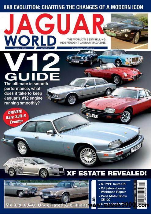 Jaguar World - January 2012 free download