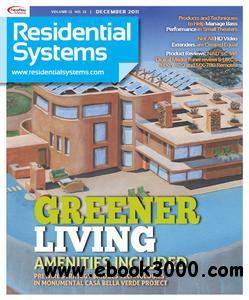 Residential Systems - December 2011 free download