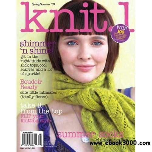 Knit.1 2009 Spring/Summer free download