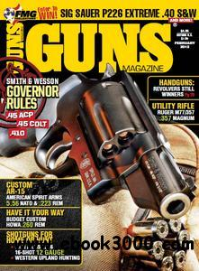 Guns Magazine - February 2012 free download
