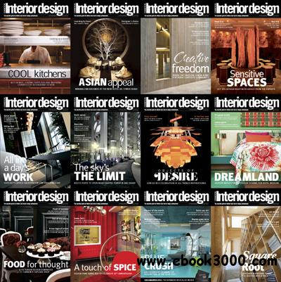 Commercial Interior Design 2011 Full Year Collection free download