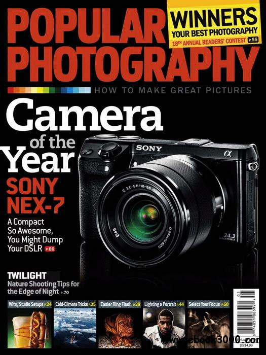 Popular Photography - January 2012 free download